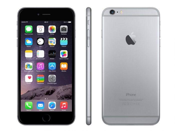 Apple iPhone 6 | 16 GB | schwarz | Sehr gut
