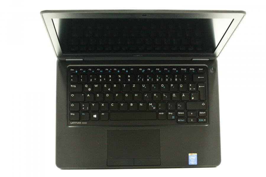 Dell Latitude E5250 | Intel Core i5-5300U | 1366 x 768 | Gut | DE | Windows 10 Pro | 256 GB | 8 GB | 12.5 Zoll