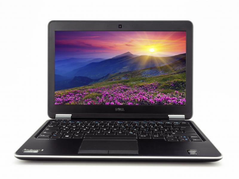 Dell Latitude E7240 | Intel Core i7-4600U | 12.5 Zoll | 8 GB | 256 GB | Windows 10 Home | DE | Wie neu | 1366x768