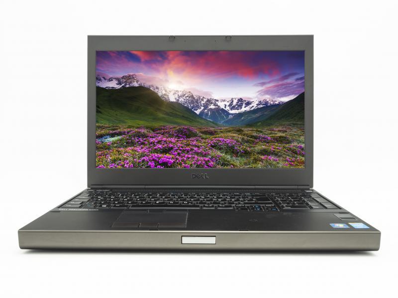Dell Precision M4800 | Intel Core i7-4810MQ | 15 Zoll | 8 GB | 256 GB | Windows 10 Professional | DE | Wie neu | 1920x1080