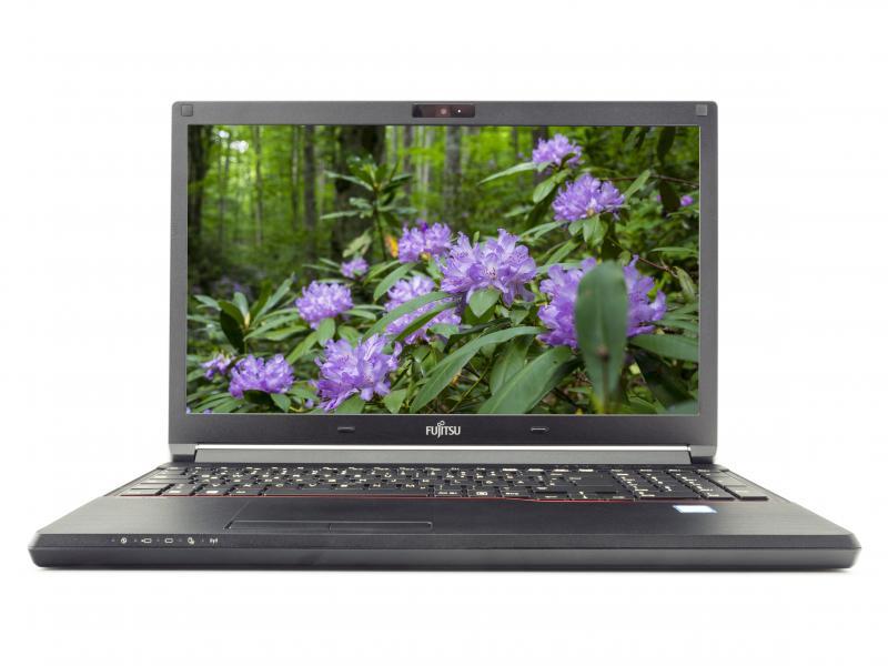 Fujitsu LIFEBOOK Е556 | Intel Core i5-6300U | 1920x1080 | Wie neu | DE | Windows 10 Pro | 256 GB | 8 GB | 15.6 Zoll