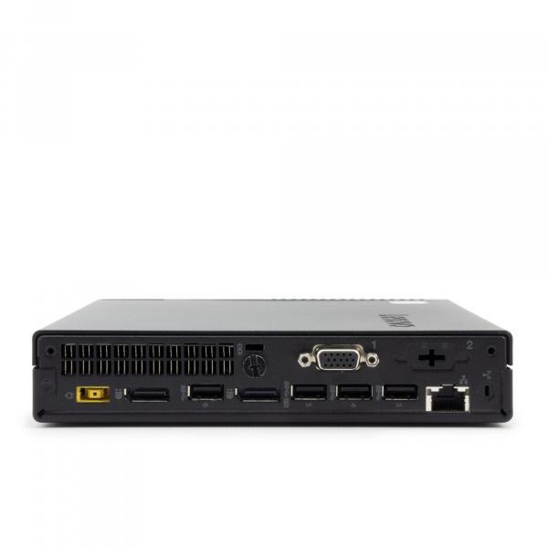 Lenovo ThinkCentre M910q | Intel Core i5-7500T | 8 GB | 256 GB | Windows 10 Pro | Mini PC | Intel 7th Gen