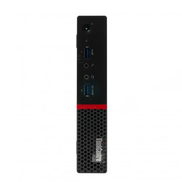 Lenovo ThinkCentre M900   Intel Core i5-6400T   8 GB   256 GB   Windows 10 Pro   Mini PC   Intel 6th Gen