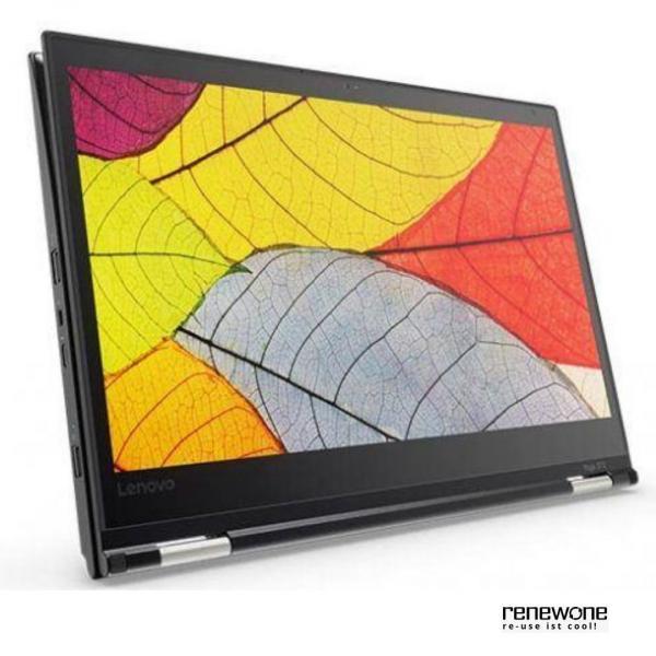 ThinkPad Yoga 370   256 GB NVMe   Intel Core I5-7200U   1920 x 1080 Touch   Wie neu   DE   Windows 10 Pro   250 GB   8 GB   13.3 Zoll