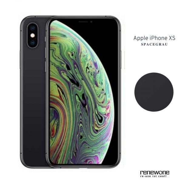 Apple iPhone XS | 64 GB | spacegrau | Wie neu