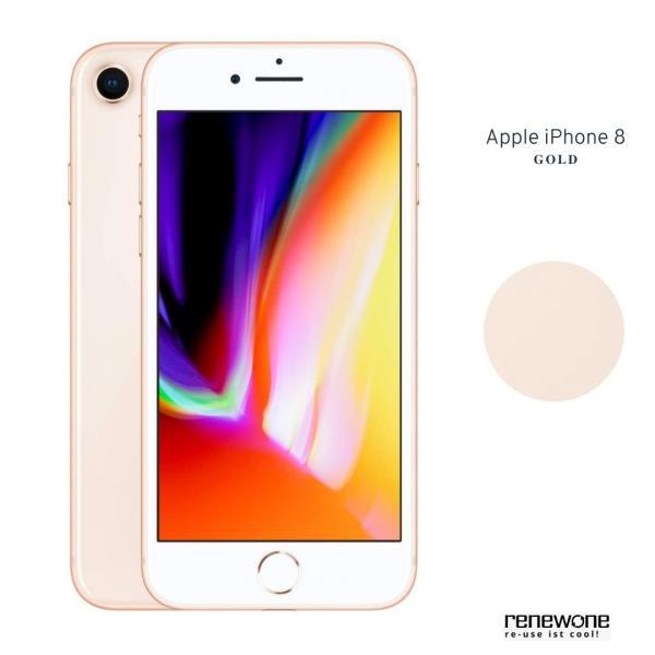 Apple iPhone 8 | 64 GB | gold | Wie neu